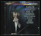 422072 Ozawa Boston SO Mahler Sym 4