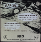 LXT2721/2(2) Ferrier(con) in Song of the Earth (Mahler) VPO Walter Patzak(ten)
